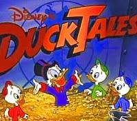 Duck Tales - Os Caçadores de Aventuras - Desenho Animado
