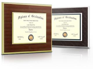 phoenix diploma frames