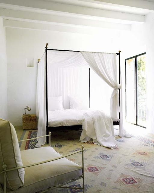 Decora y protege tu cama con una mosquitera decorar tu - Mosquitera para cama ...