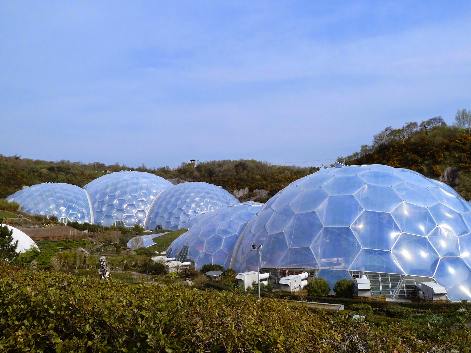 Eden Project - Biome Domes