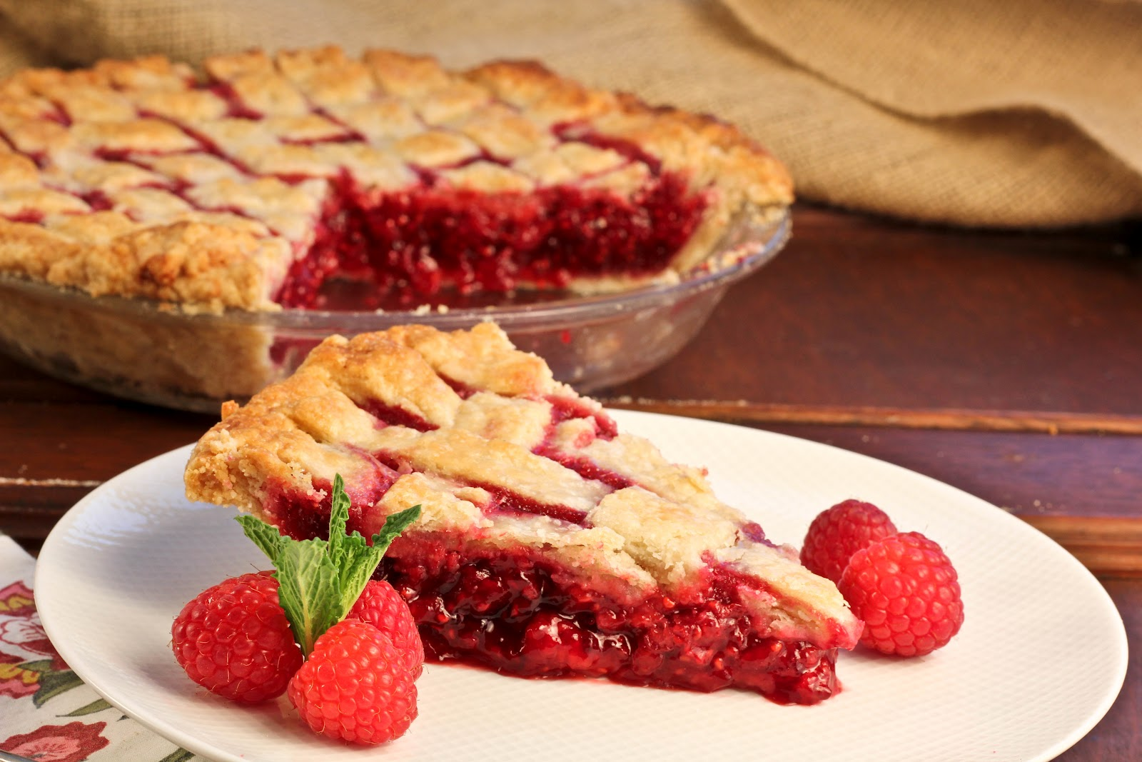 finally a berry pie that s not runny this amazing pie had both a ...