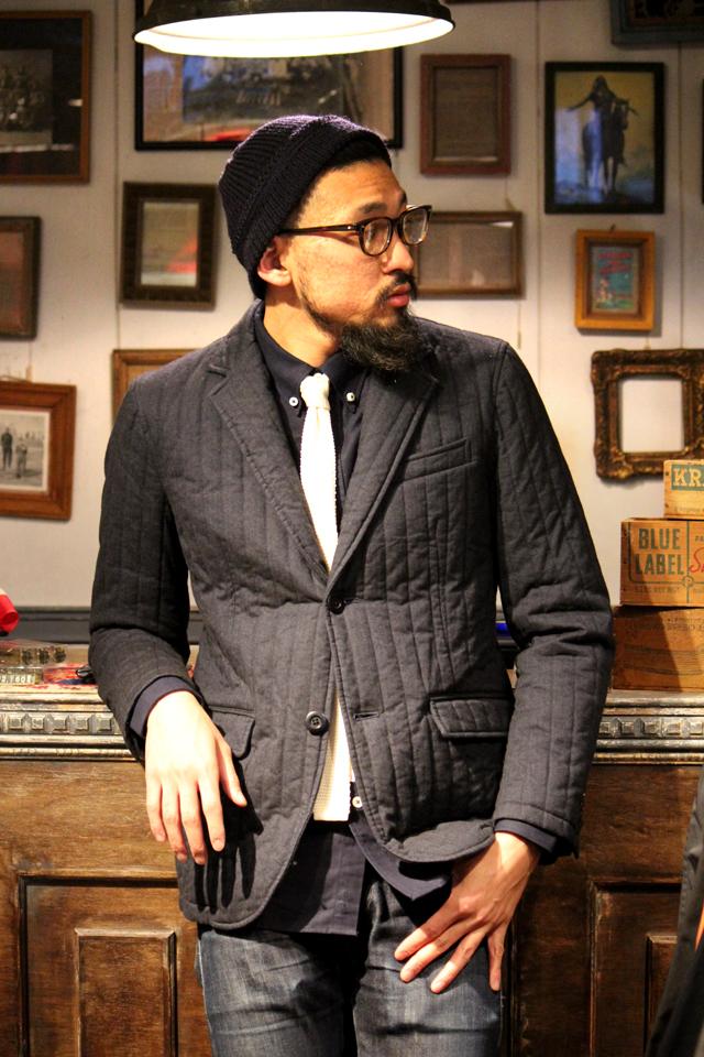 3a knittie necktie ネクタイ ニットタイ スリーエー 日本製 Madeinjapan
