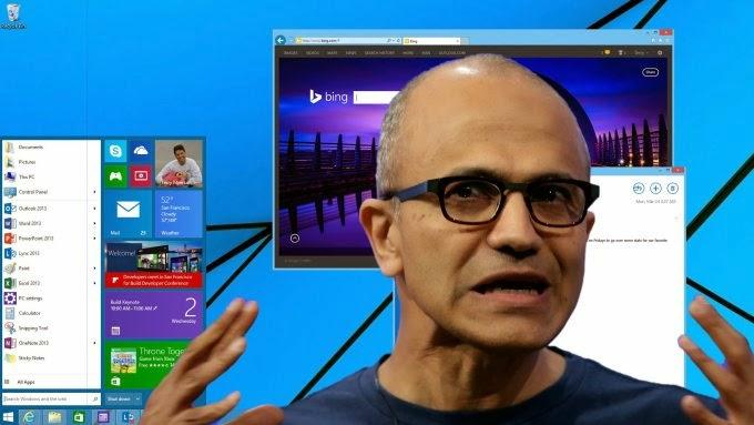 Ο νέος επικεφαλής της Microsoft Satya Nadella