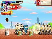 7K7K Ninja Kira, chơi game ninja đánh nhau cực hấp dẫn