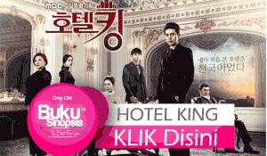 "DRAMA KOREA TERBARU 2014 ""HOTEL KING"""