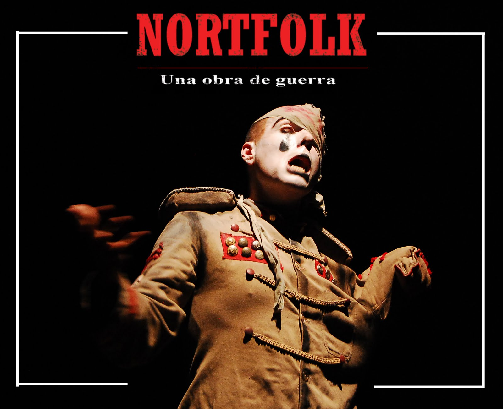 "Obra teatral: ""Nortfolk"""
