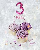 3. blogové narozeniny
