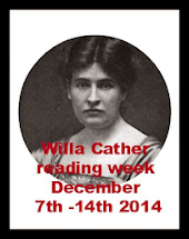 Willa Cather Reading Week
