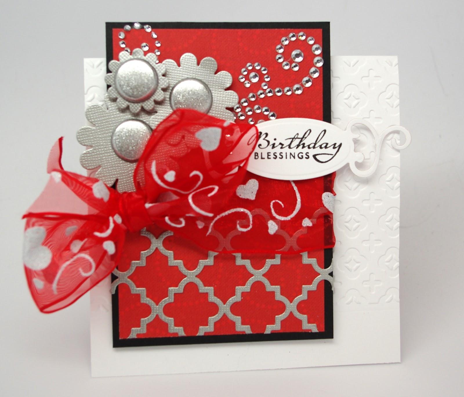 Anjillic Creations: Happy Birthday