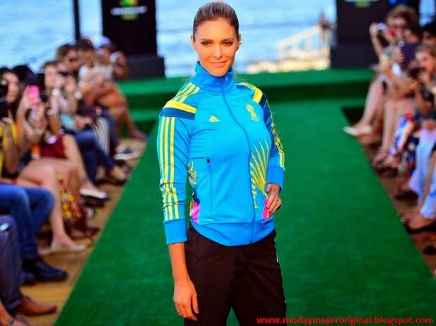ropa deportiva mundial 2014