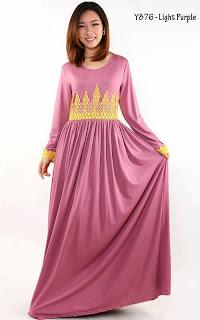 Image dress labuh moden