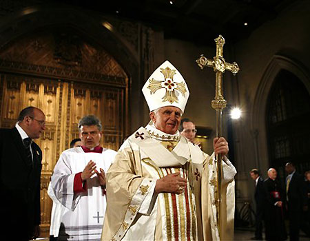 Is Roman Catholicism a Christian Church?