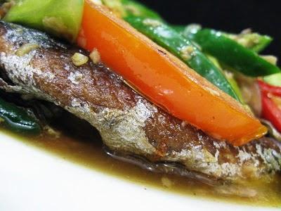 Ikan Tongkol Bumbu Tauco