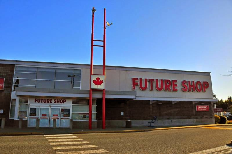 Nanaimo Future Shop reopens as Best Buy April 4