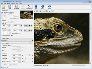 Download Benvista PhotoZoom Pro 4.1.4 Incl Crack
