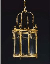 Lanterna Luigi XVI