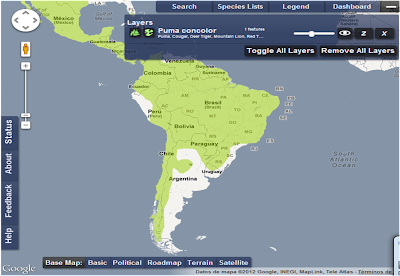 mapa de la vida - map of life