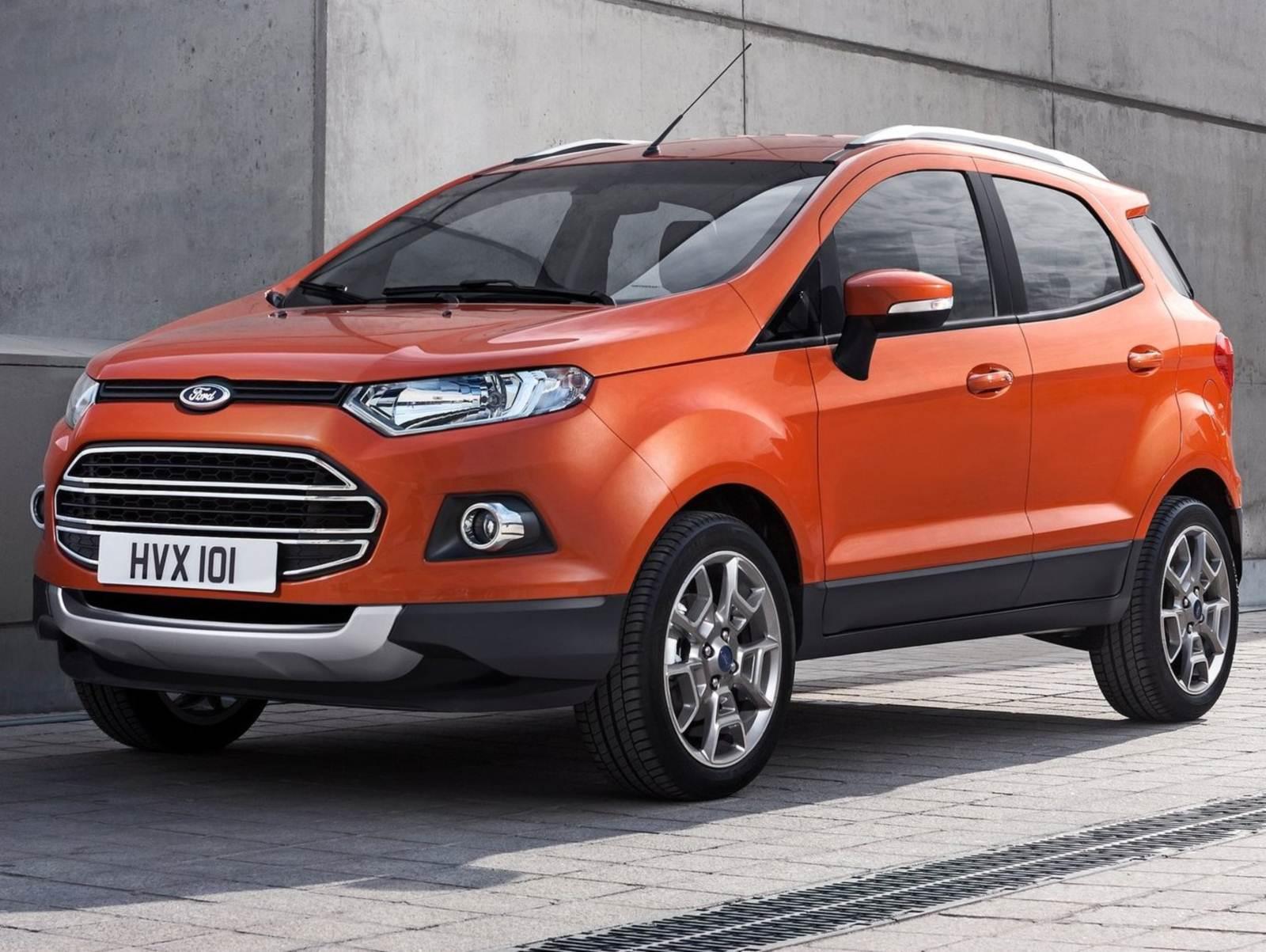 Ford também planeja levar para a Europa a nova geração do Ford