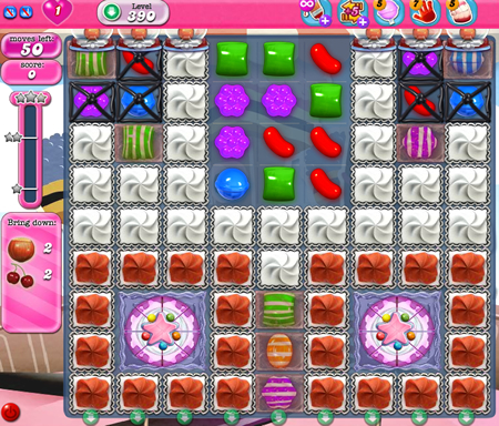Candy Crush Saga 390