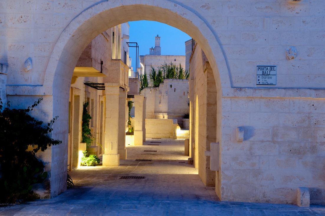 Luxury hotels borgo egnazia resort for Design hotel puglia