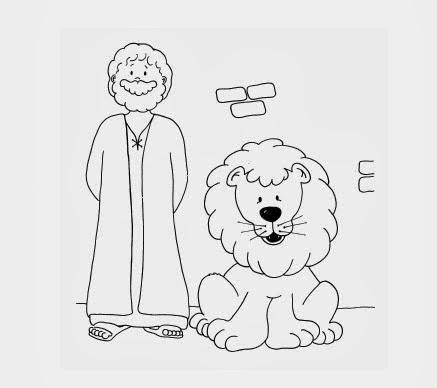 Educar con Jesús: Daniel y los leones (Dan 6,1-29)