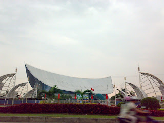 Convention Center di Hai Phong - Vietnam