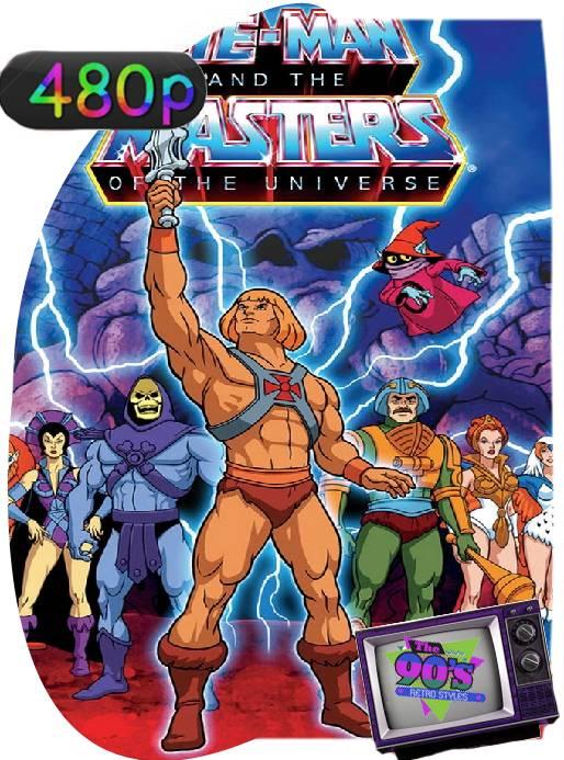 He-Man y los Amos del Universo (1983) Temporada 1,2 [480p] [Latino] [GoogleDrive] [RangerRojo]