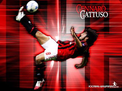 Gennaro Gattuso Action