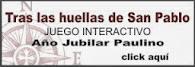 Juego Interactivo sobre San Pablo