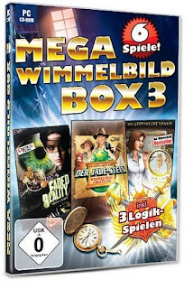 Mega Wimmelbildbox 3 [German]-Bamboocha