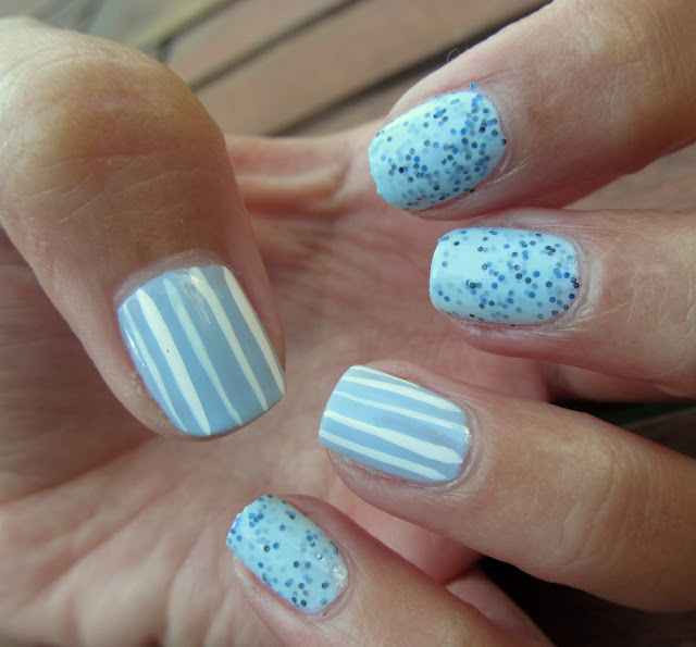 Hard Candy 663 - jelly bean blue Gade - Blue Wish