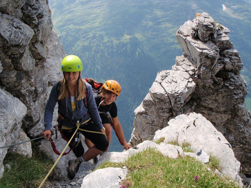 Klettersteig Tälli : Urs baumgartner klettersteig tälli