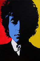 Cowboys of Soul Bob Dylan art