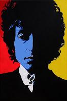 Cowboys of Soul Bob Dylan art