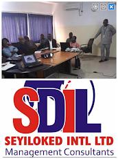SDIL Training Calendar 2017