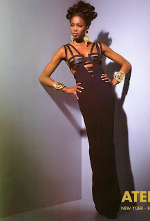 bbnaomicampbell199203verr6 Beauty Flashback | Naomi Campbell for Versace Atelier