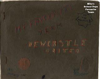 Newcastle United Fan Booklet