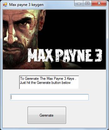 max payne 3 последний кряк