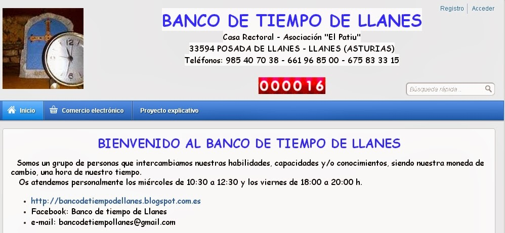 Ir al Banco on line