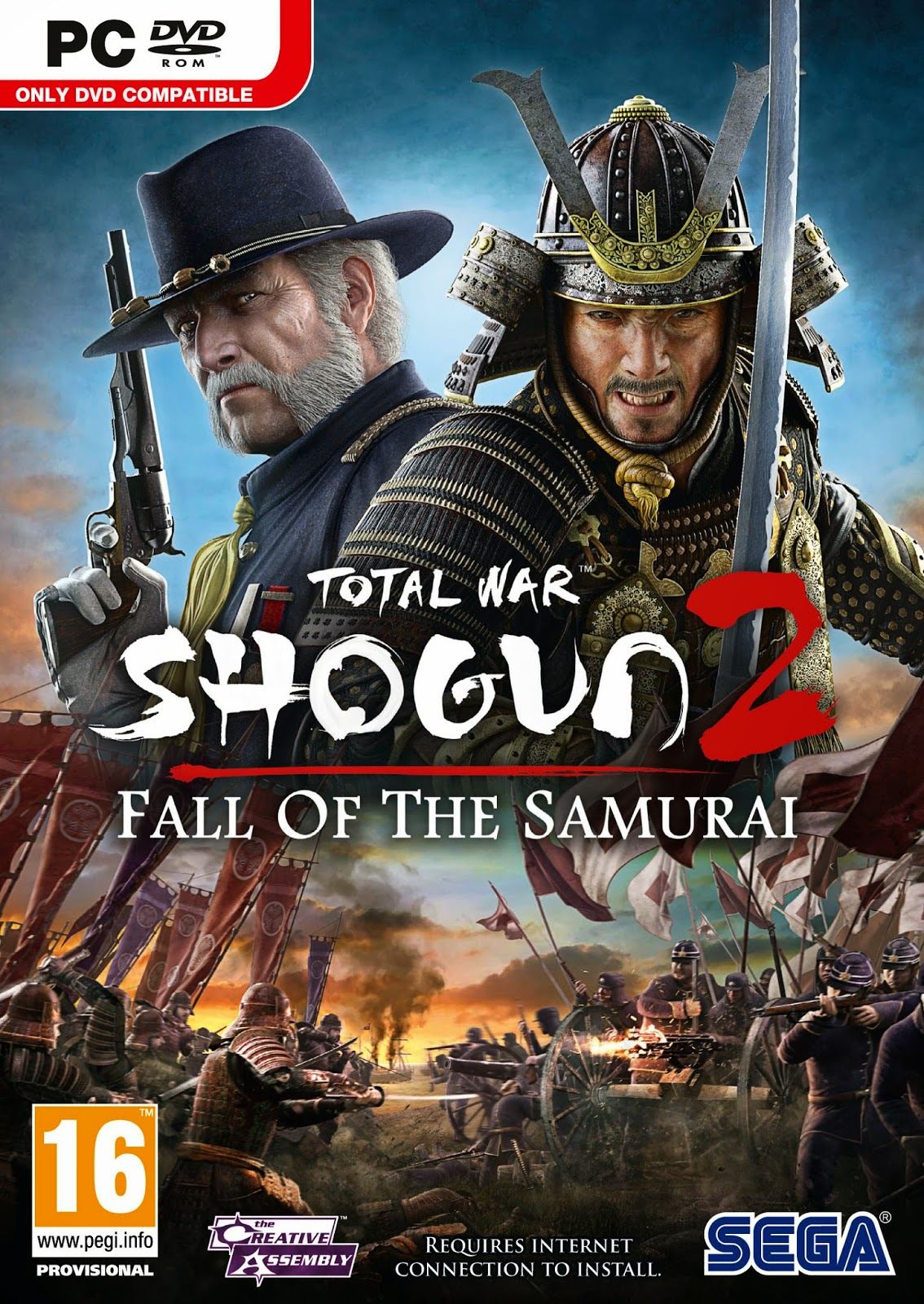 Shogun 2: Total War - Fall of the Samurai v1.1 (+8 Trainer ...