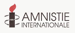 Logos d'Amnistie internationale en 1986, quand j'ai fait ma première affiche...
