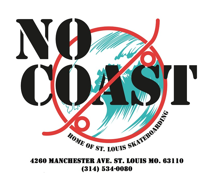 No Coast Skateboards