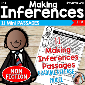 Making Inferences with NONFICTION