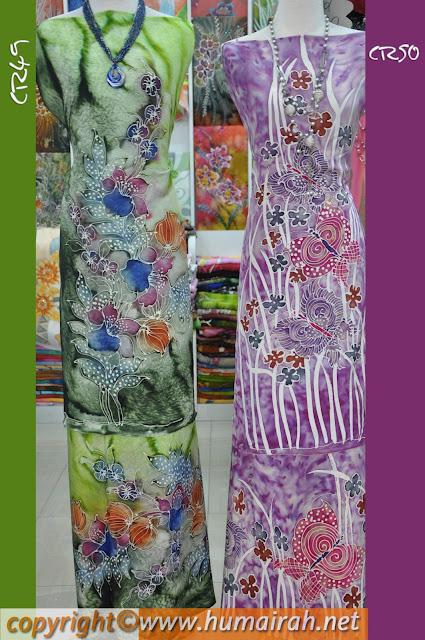 I love Batik Sutera Malaysia cr50