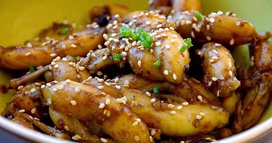 Bienvenue chez spicy cuisses de grenouilles laqu es l - Cuisiner cuisses de grenouilles surgelees ...
