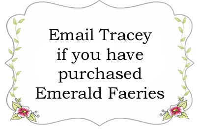 for your Emerald Faeries Digital Stamps