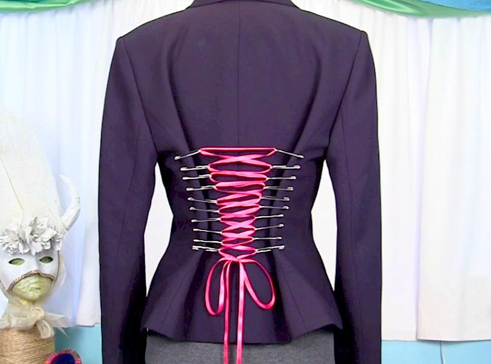 Как украсить пиджак своими руками фото 75