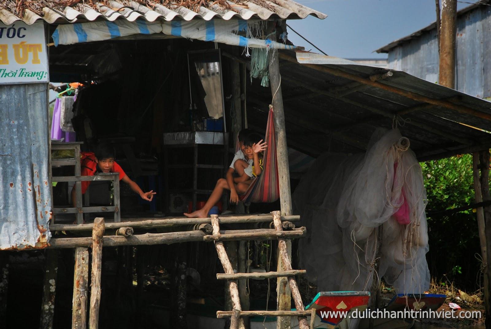 Du lịch đường sôn từ Năm Căn đến Mũi Cà Mau