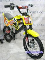 Sepeda BMX Jacko Tracker Motocross 16 Inci 2