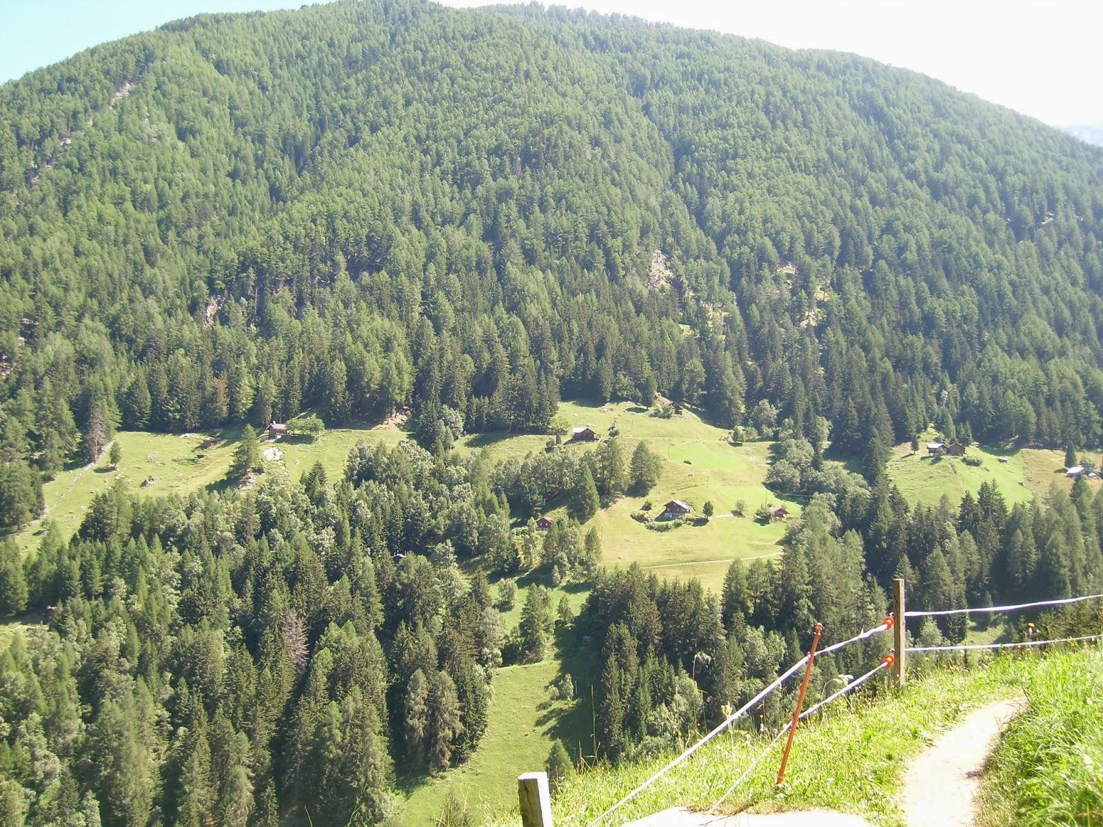 E o verão 2014 na Suíça?